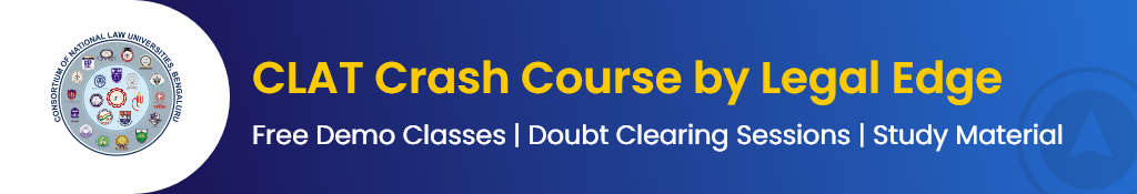 CLAT Crash Course