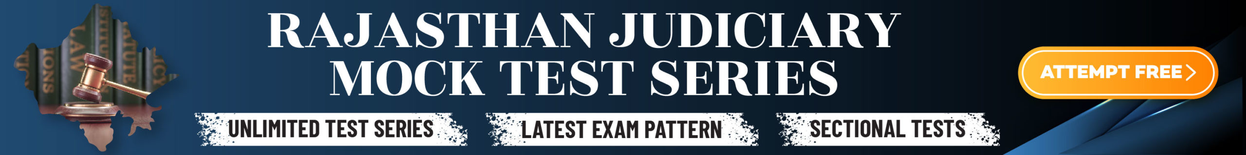 Rajasthan Mock Test Series