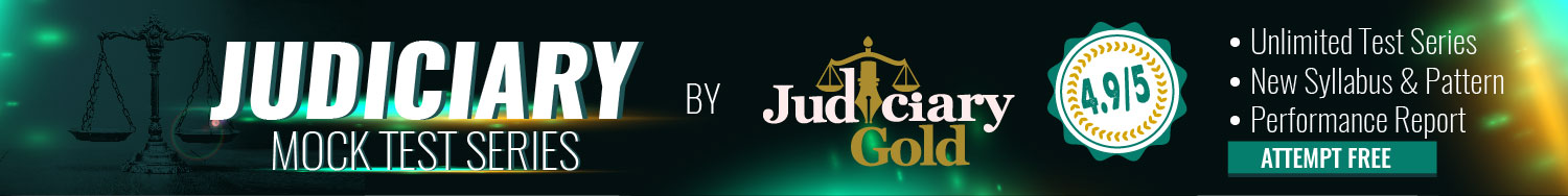 Judiciary Mock Test Series